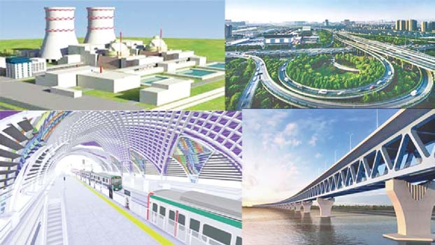 Infrastructure equipment market booming on mega projects