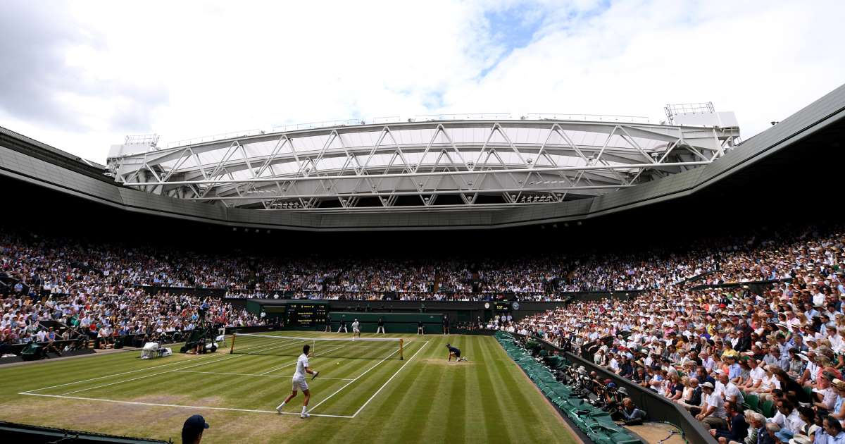 Wimbledon set to be cancelled for first time since WWII