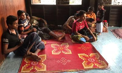Thailand arrests 19 Rohingya for illegal entry