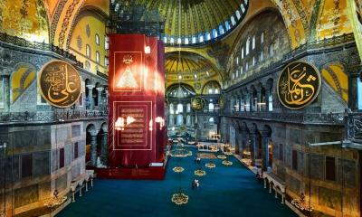 Hagia Sophia is a historical place: A Brief discussion