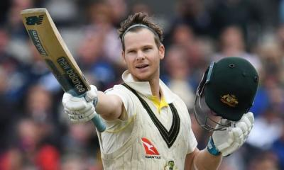 Steve Smith‍‍`s leadership ban ends