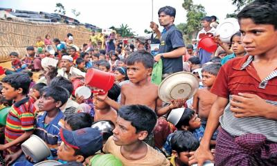 New Rohingya population figure in Bangladesh is accurate: official
