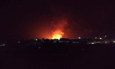 Another fire at world largest refugee camp