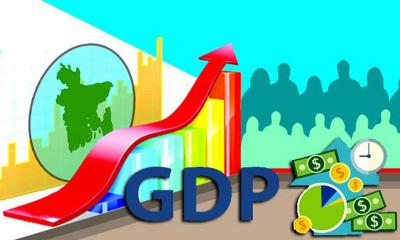 Govt sets ambitious 8.2pc GDP growth target