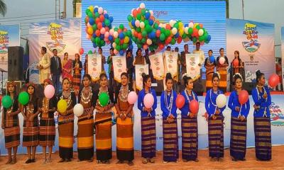 BSA‍‍`s first-ever Beach Cultural Festival starts in Cox's Bazar