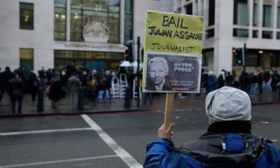 WikiLeaks founder Julian Assange denied bail by UK court