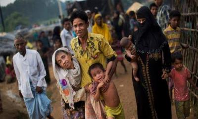 In New Year greetings to Myanmar, Bangladesh wishes start of Rohingya return in 2021