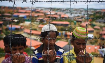 Four killed as Rohingya groups clash in Cox's Bazar