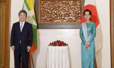 Japan and Myanmar agree to reopen borders for long-term residents