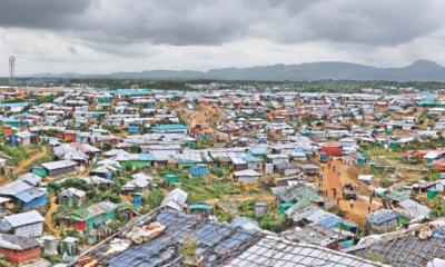 Rohingya refugees in Cox's Bazar brace for the COVID-19 pandemic
