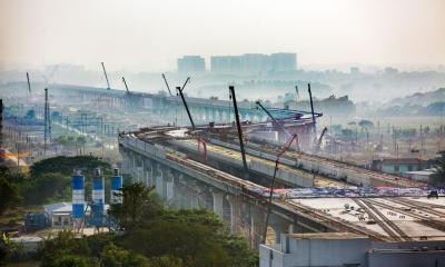 Three more metro rail coach set to be ready by December