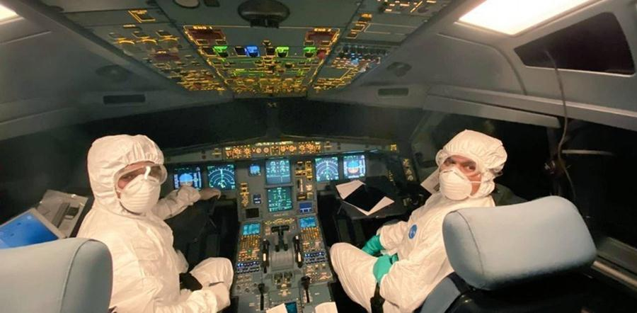 COVID-19 causes 77% collapse in global aviation