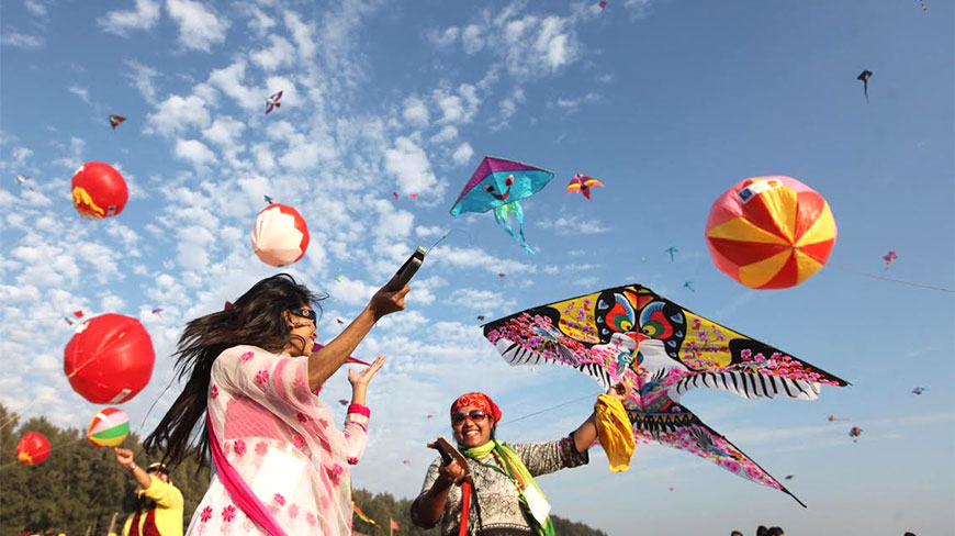 Two-day Kite Festival ends in Cox's Bazar