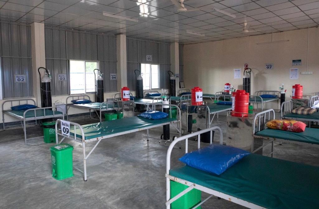 IOM Opens New COVID-19 Isolation and Treatment Centers, with Expansion Ongoing