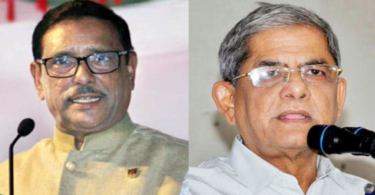 Quader slams Fakhrul's statement on coronavirus