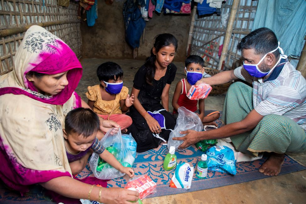Educo calls for increased support for Rohingya children amid pandemic