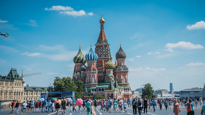 Select European nations opening up again for Russian visitors